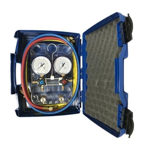 Foto Wigam - SPY manifold set, voor R22, R134a, R404A, R407C