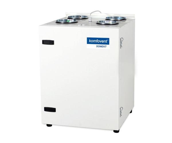 Foto Counterflow plate heat exchanger - 250 m3 - verticaal