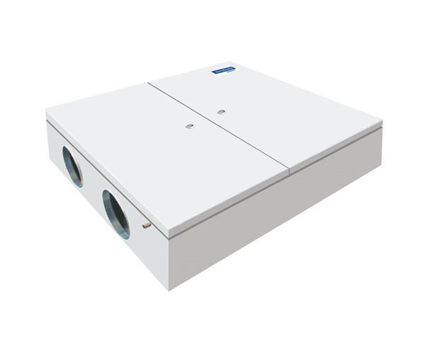 Foto Counterflow plate heat exchanger - 500 m3 - vlak