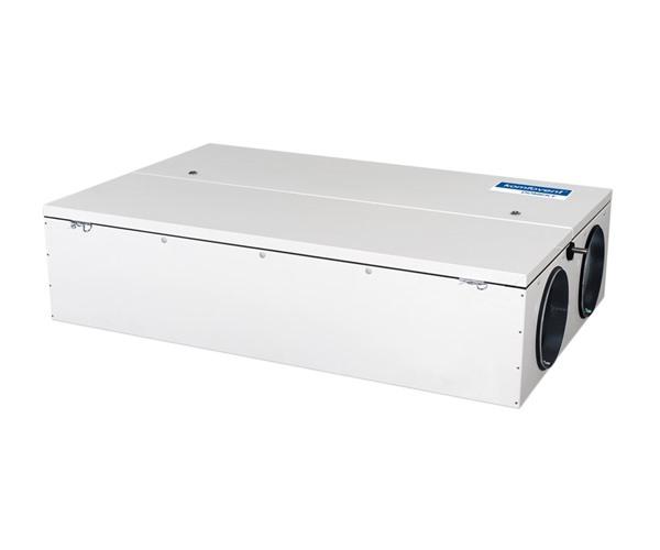 Foto Counterflow plate heat exchanger - 700 m3 - vlak