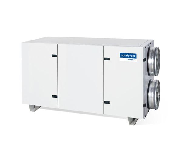 Foto Counterflow plate heat exchanger - 700 m3 - horizontaal