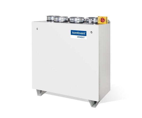 Foto Counterflow plate heat exchanger - 700 m3 - verticaal
