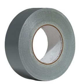 Foto Duct tape GRIJS - 50mm x 50m (VPE 24)