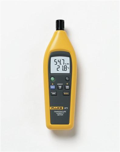 Foto Fluke - Humidity/Temp. meter
