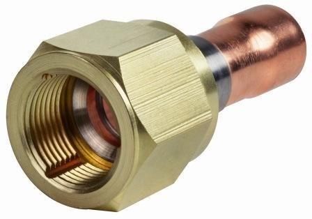 Foto Flexflair RVS soldeerkoppeling 5/8 (VPE 24)