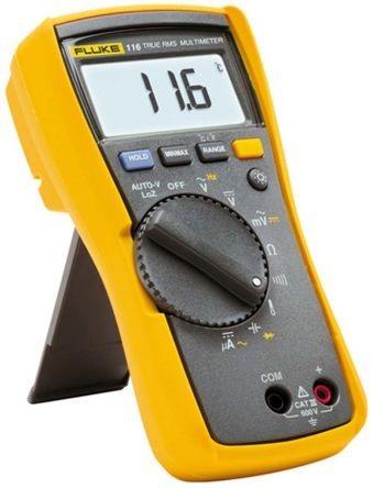 Foto Fluke - Multimeter TRMS HVAC inclusief TL75 meetsnoeren