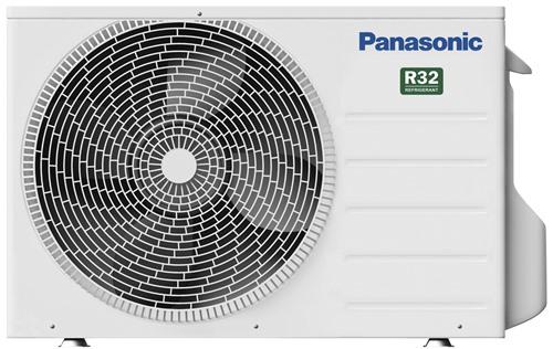 Foto Panasonic - Buitenunit palletactie 2,5 KW R32