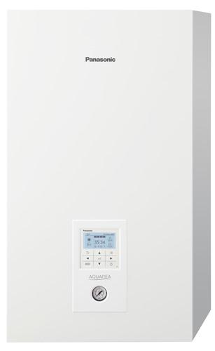 Foto Panasonic - Aquarea Bi-bloc binnenunit 9 kW 3 fase