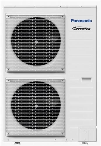 Foto Panasonic - Aquarea buitenunit 9 kW 3 fase
